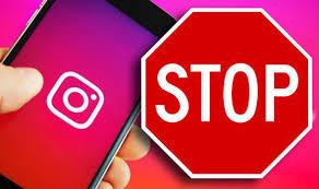 stop insta